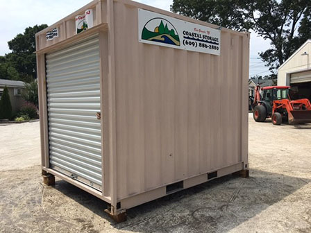 Coastal Storage Large Mobile Unit